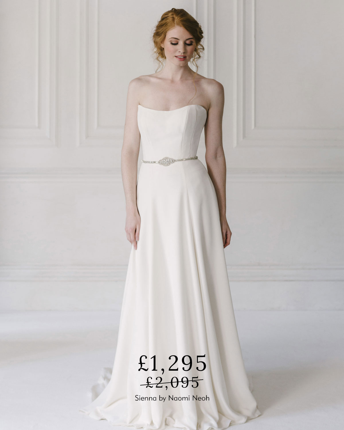 The White Room Top 20 Sample Sale Dresses